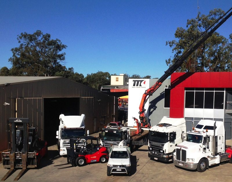 Transport Company Brisbane - Team Transport & Logistics - Heavy Haulage