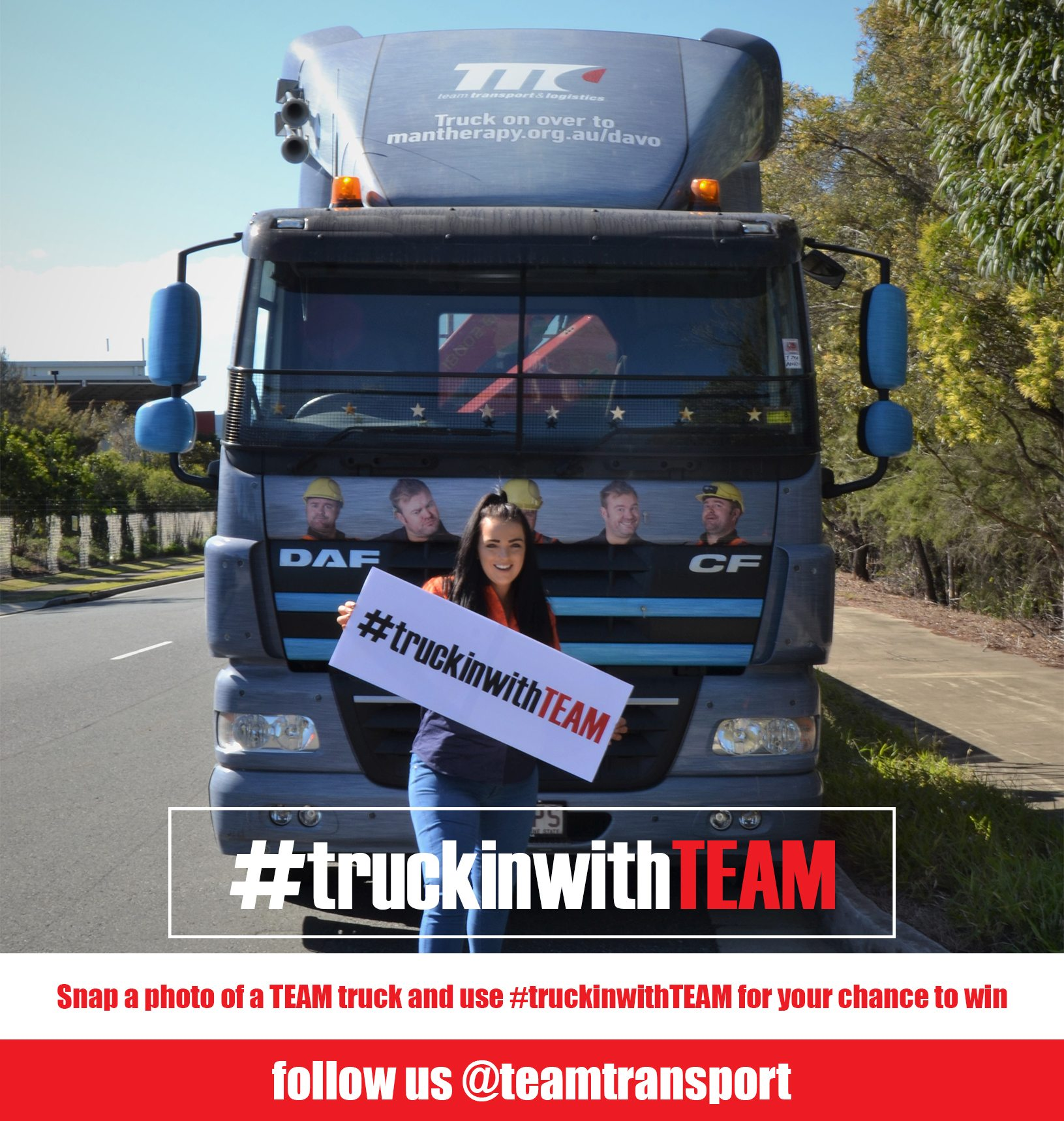 truckin with team instagram final