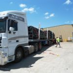 Team Transport & Logistics - Brisbane Heavy Haulage 2012