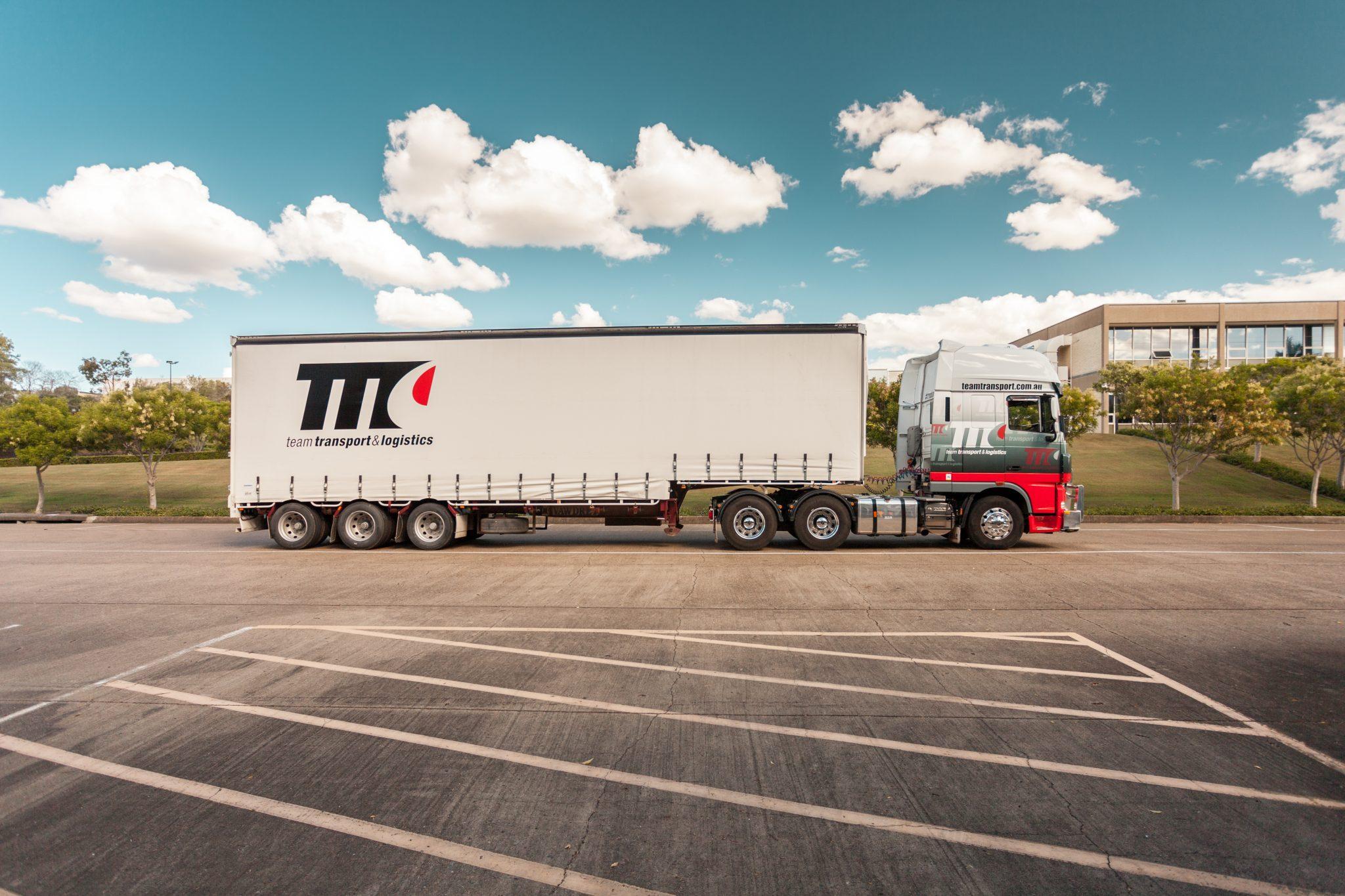 Logistics Companies in Brisbane | Team Transport & Logistics